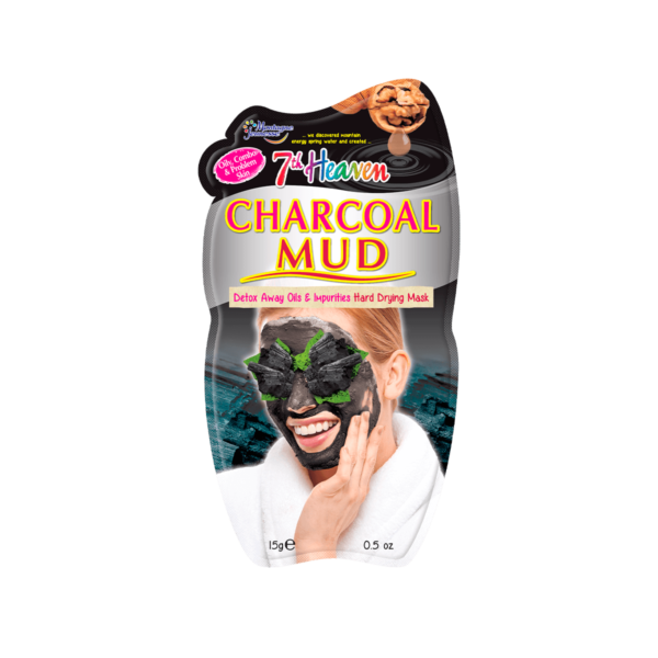 7th Heaven Face Mask Charcoal Mud