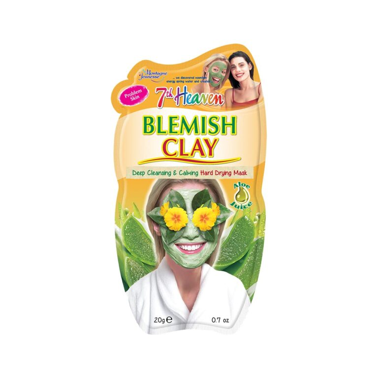 7th Heaven Face Mask Blemish clay