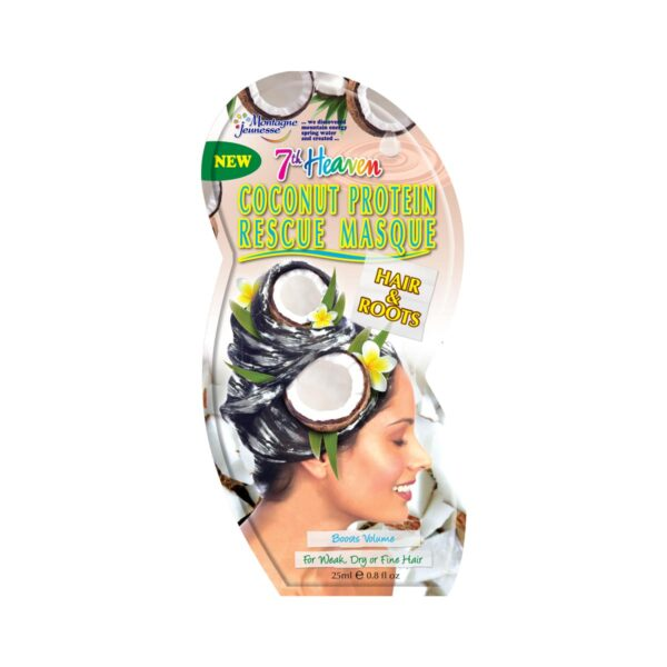 7th Heaven Hair Mask Rescue Coconut Protein