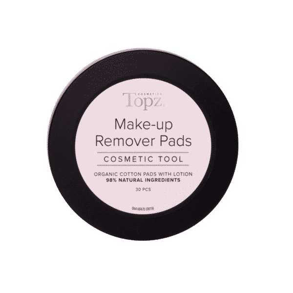 Topz Make Up Remover Pads Cosmetics 30 st