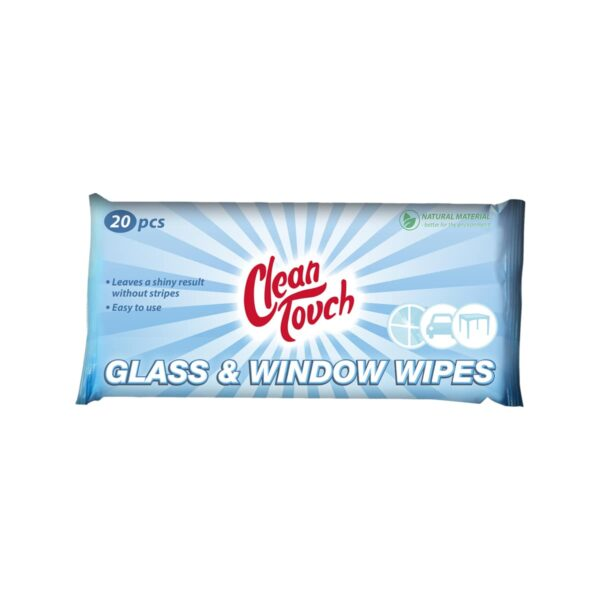Clean Touch Cleaning Cloths Glass & Windows