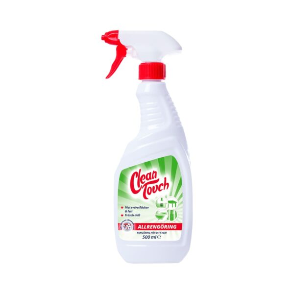 Clean Touch Cleaning Spray All-purpose cleaning 500ml